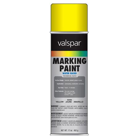 A.P.W.A. Yellow Paint