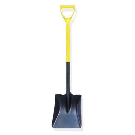 Short Handle Flat Shovel