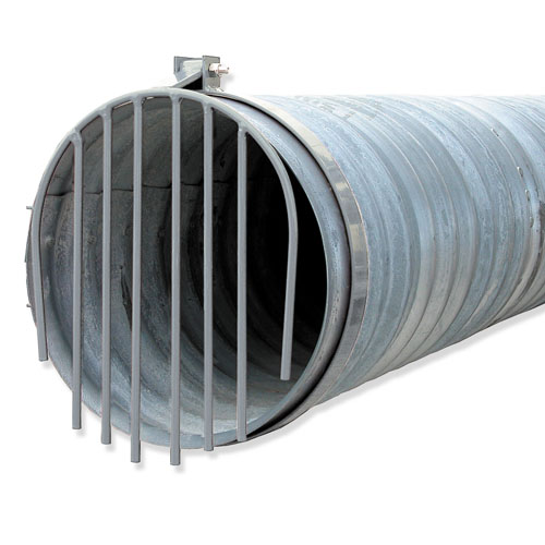 Corrugated Drain Pipe Screen