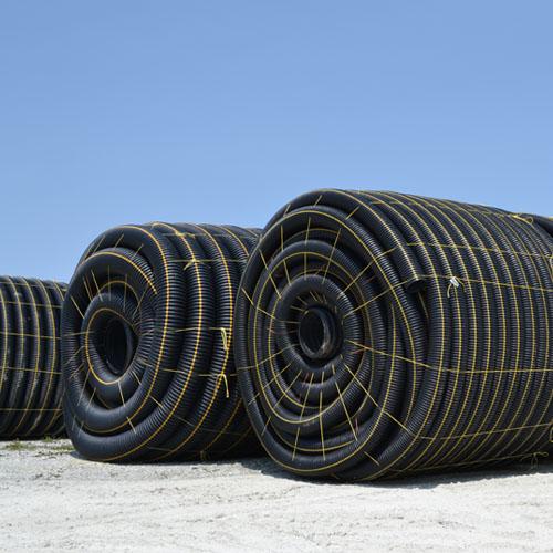 Corrugated Plastic Pipe Agri Drain