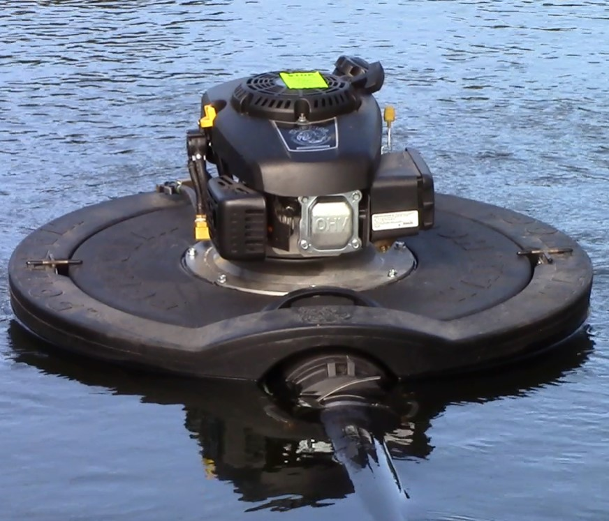 Warthog Floating Pump