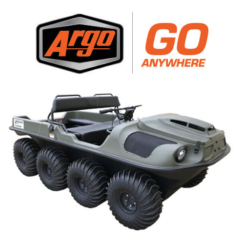Argo Amphibious Xtreme Terrain Vehicle