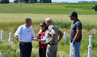 Farm Operations: Water Quality Practices